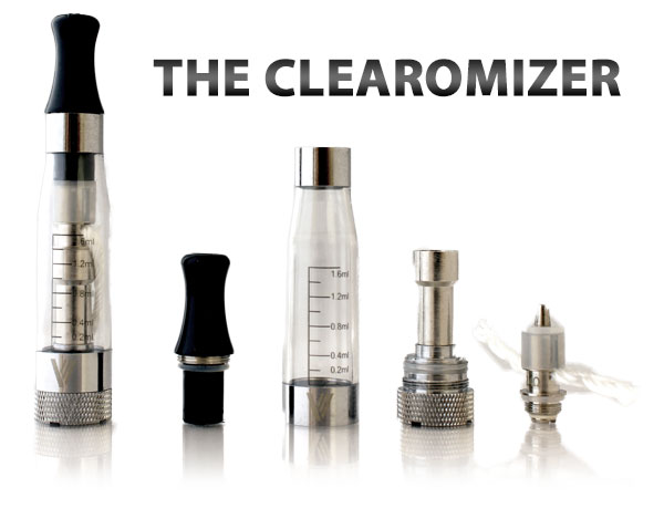 What is the Difference in a Clearomizer and a Cartomizer