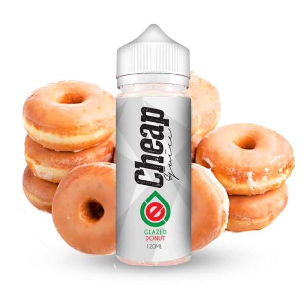Review of Glazed Donut by Cheap eJuice