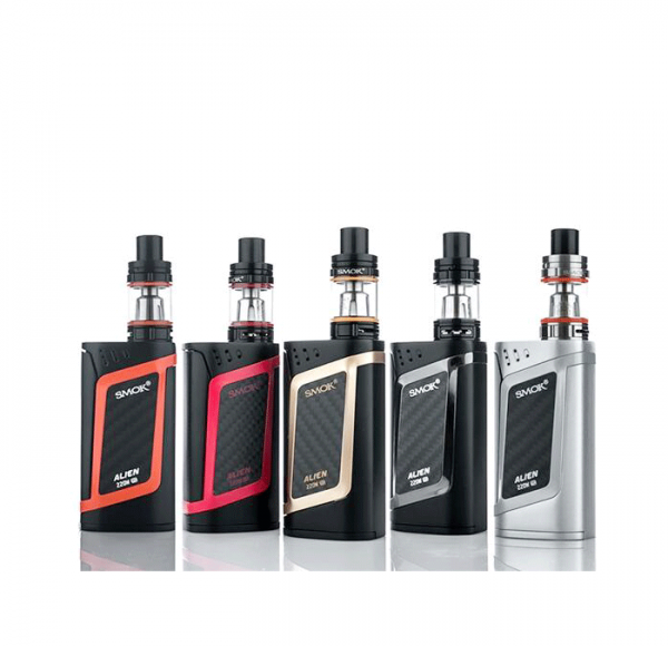 Smok Alien 220W Premium Mod Kit 220W TC Review