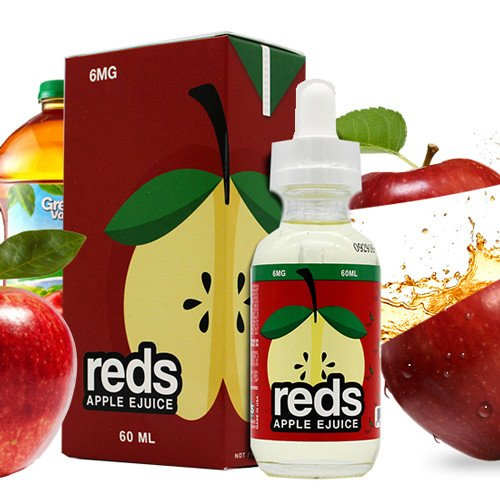 Reds Apple E-Juice 60ml Coupon Code