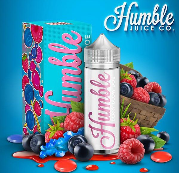 Berry Blow Doe E-Liquid by Humble Juice Review