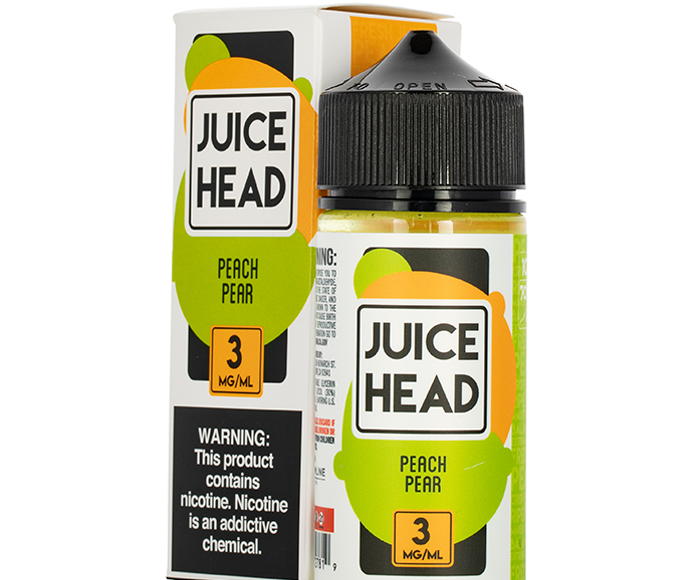 Peach Pear E-juice by Juice Head Review