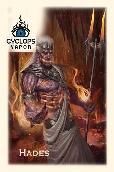 Hades – Cyclops Vapor Coffee Juice Review