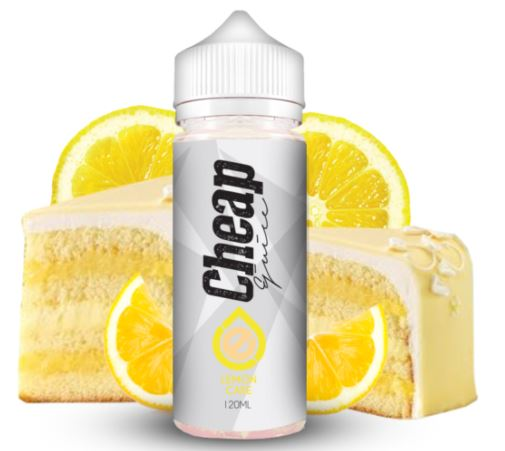 Cheap E-Juice Lemon Cake Vape Juice Review