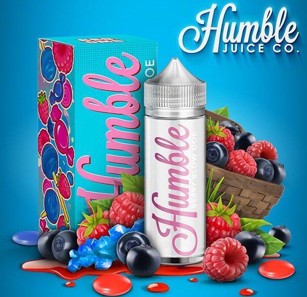 Berry Blow Doe E-Liquid by Humble Juice Review